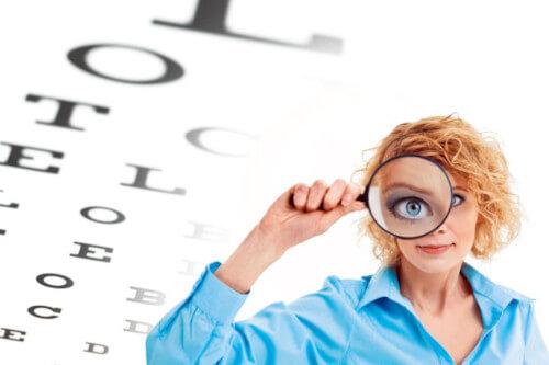 dobór soczewek na podstawie okularów