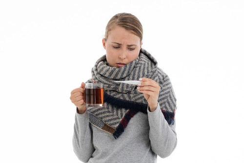 soczewki a przeziębienie