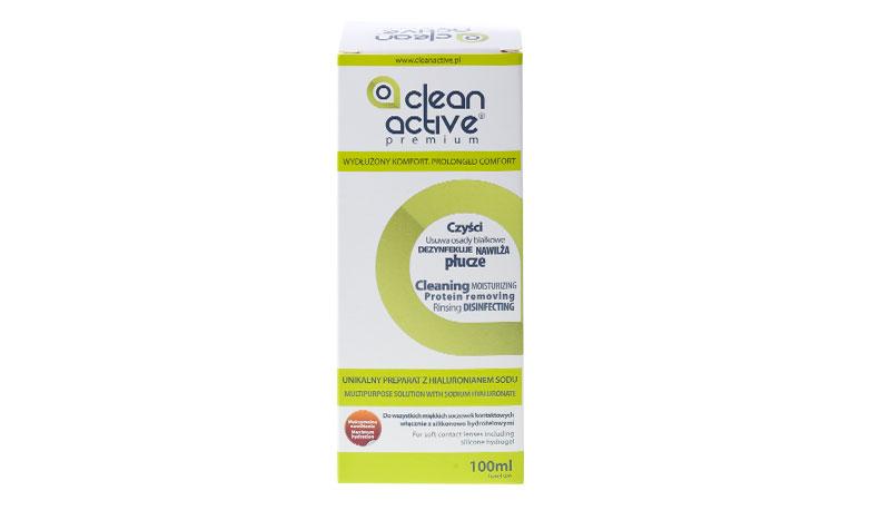 Clean Active Premium 100 ml - NOWOŚĆ