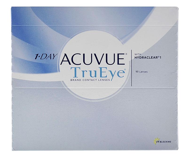 Acuvue® 1-Day TruEye 90 szt. + CashBack GRATIS!