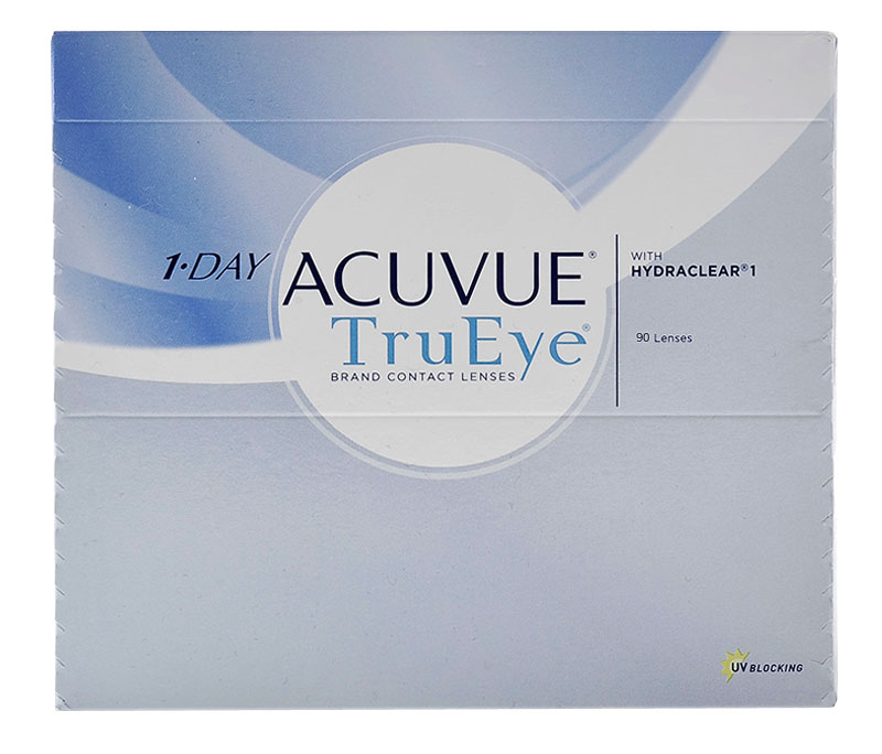 Acuvue® 1-Day TruEye 90 szt.