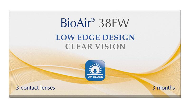 BioAir 38FW 3 szt. - NOWOŚĆ
