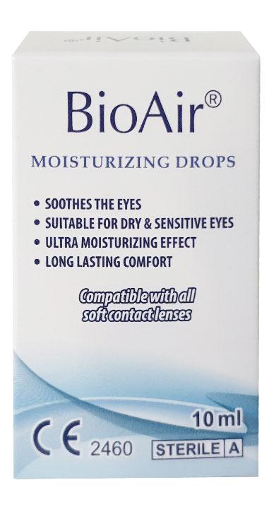 BioAir 10 ml krople nawilżające