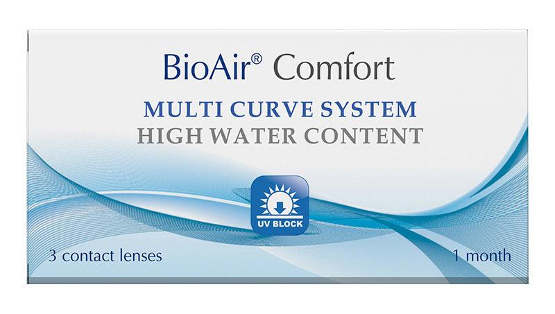 BioAir Comfort 3 szt. - NOWOŚĆ