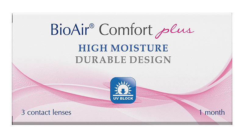BioAir Comfort Plus 3 szt. - NOWOŚĆ